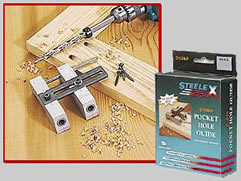 Image of Steelex Pocket Hole Jig