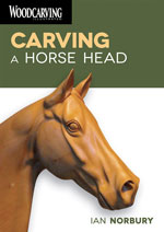 Carving A Horse Head DVD