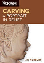 Carving a Portrait in Relief DVD
