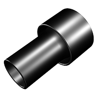 2.25 Inch To 1.5 Inch Hose Reducer