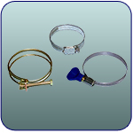 Dust Collection Hose Clamps