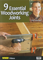 WOOD magazine's 9 Essential Woodworking Joints