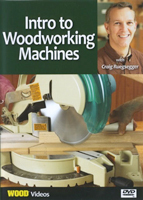WOOD magazine's Intro to Woodworking Machines DVD