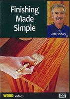 Finishing Made Simple with Jim Heavey DVD