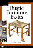Rustic Furniture Basics DVD