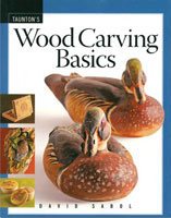 Wood Carving Basics by David Sabol - DVD