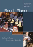 Bench Planes with Jim Kingshott DVD