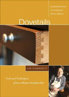 Dovetails with Jim Kingshott DVD