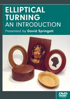 Elliptical Turning: An Introduction by David Springett - DVD