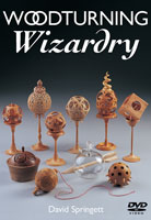 Woodturning Wizardry by David Springett - DVD