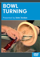 Bowl Turning by John Jordon - DVD