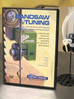 Bandsaw Tuning by Alex & howard Snodgrass - DVD