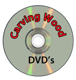Carving wood DVD
