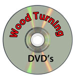 Wood Turning DVD's