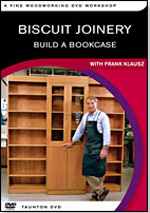 Image of Biscuit Joinery-Build a book case
