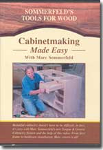 Cabinet making Made Easy
