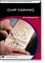 Chip Carving with Wayne Barton