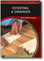 Image of Dovetail a Drawer DVD