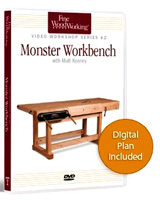 Monster Workbench DVD