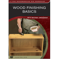 Wood Finishing Bascis by Michael Dresdner
