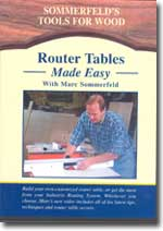 Router Tables Made Easy