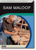 Image of Sam Maloof DVD