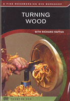Image of Turning Wood DVD