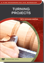 Turning Projects by Richard Raffan DVD