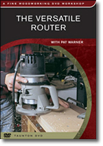 Image of The Versatile Router DVD