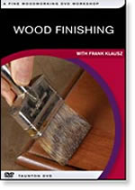 Wood Finishing with Frank Klausz