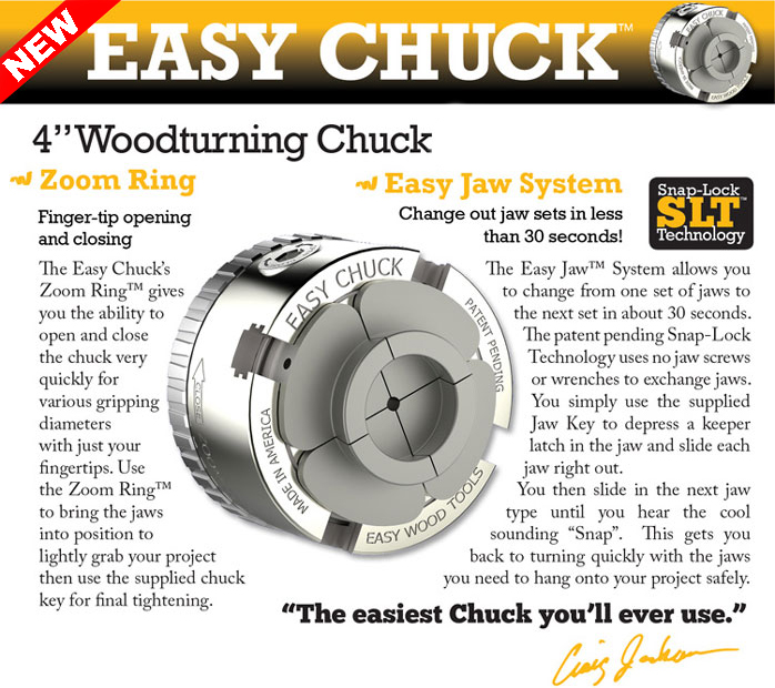 Easy Tools Easy Chuck