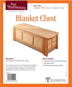 PDF DIY Woodworking Projects Blanket Box Download ...
