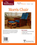 Fine Woodworking Morris Chair Project Plan