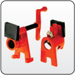 Link to Bessey pipe Clamps