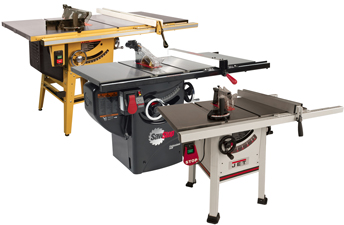 Link to Tablesaw Index
