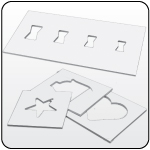 inlay Kits & templates