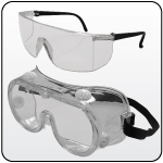 Link to Safety Glasses & Goggles