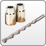 link to pen kit drill bits & bushings