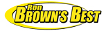 Ron Brown's best logo