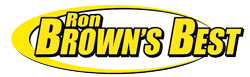 Ron Brown's Logo