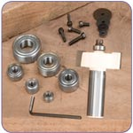 Rabbeting Bit Set